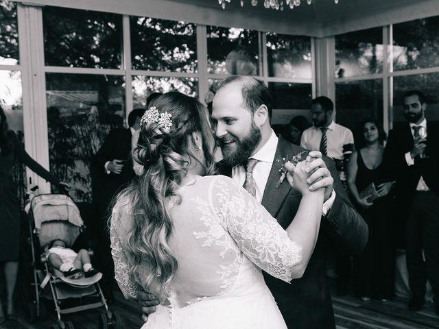 La boda de Dani y Eli en Madrid, Madrid 30