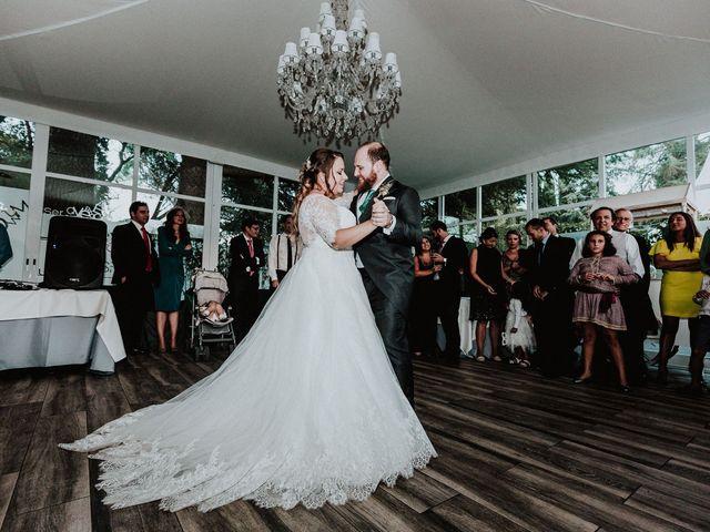 La boda de Dani y Eli en Madrid, Madrid 31