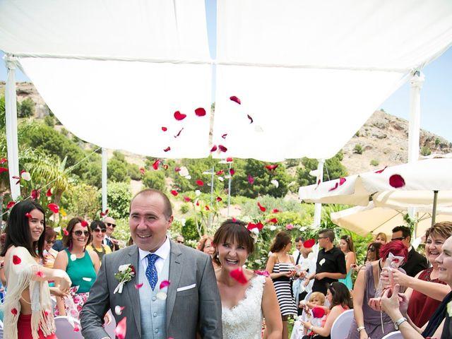 La boda de Vicente y Paqui en Santomera, Murcia 1