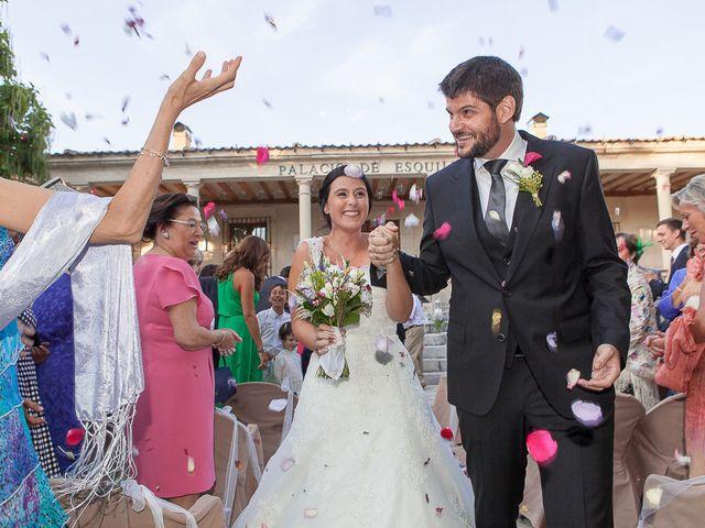 La boda de Eva y Alexander