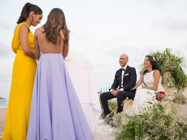 La boda de Javi y Geles en Valencia, Valencia 9