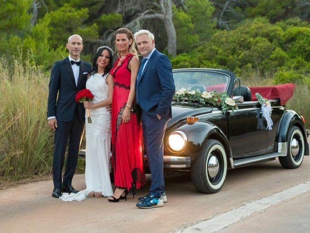 La boda de Javi y Geles en Valencia, Valencia 15