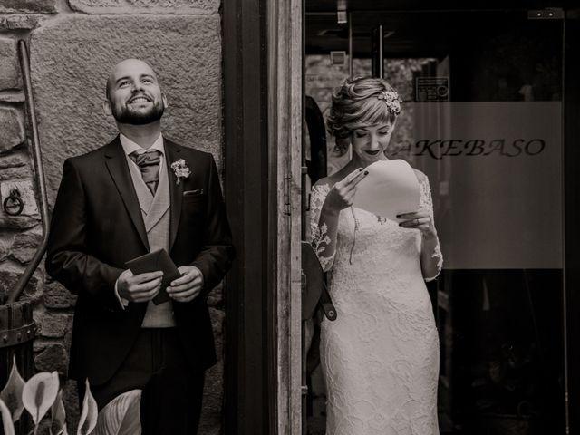 La boda de David y Ainara en Atxondo, Vizcaya 26