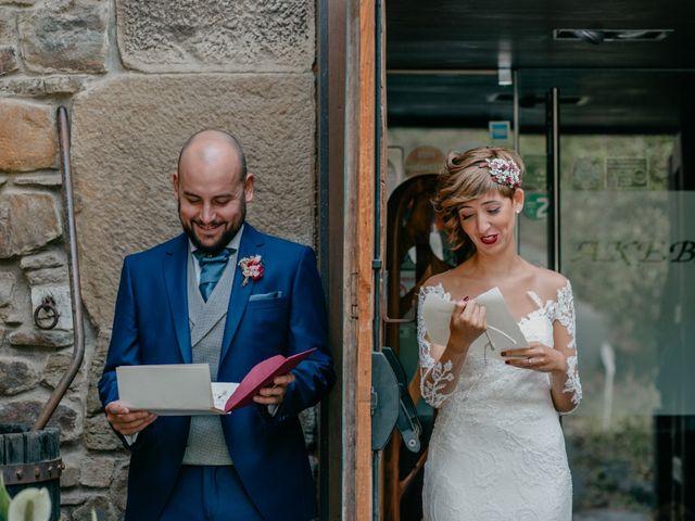 La boda de David y Ainara en Atxondo, Vizcaya 27