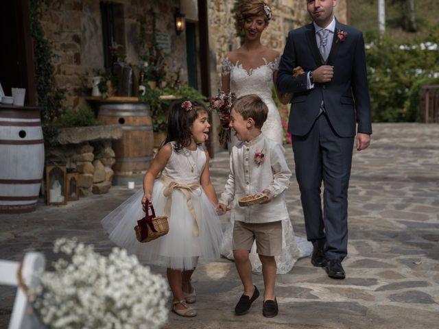 La boda de David y Ainara en Atxondo, Vizcaya 30