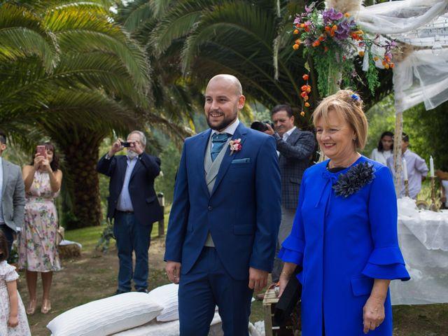 La boda de David y Ainara en Atxondo, Vizcaya 31