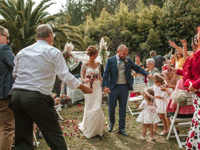 La boda de David y Ainara en Atxondo, Vizcaya 36