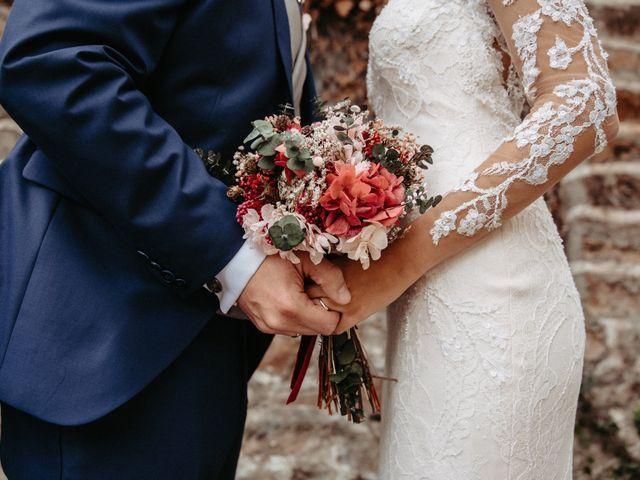 La boda de David y Ainara en Atxondo, Vizcaya 1