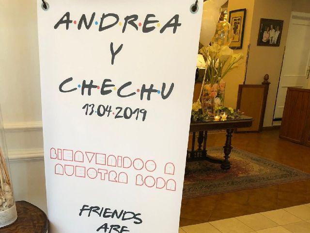 La boda de chechu y Andrea  en Valdilecha, Madrid 5