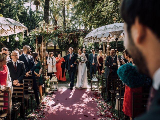 La boda de Pepe y Marta en Elx/elche, Alicante 27