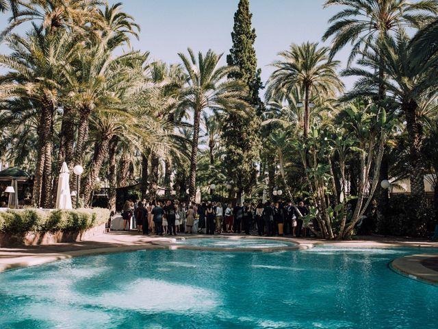 La boda de Pepe y Marta en Elx/elche, Alicante 39