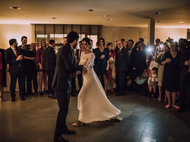 La boda de Marta y Pepe