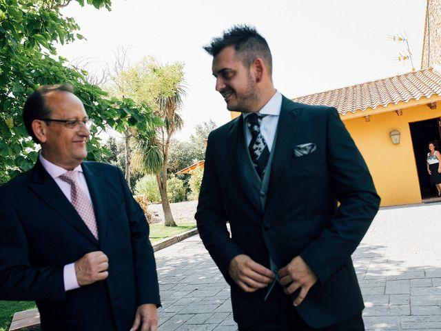 La boda de Carlos y Mónica en Llers, Girona 6