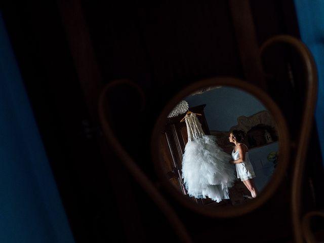La boda de Carlos y Mónica en Llers, Girona 1