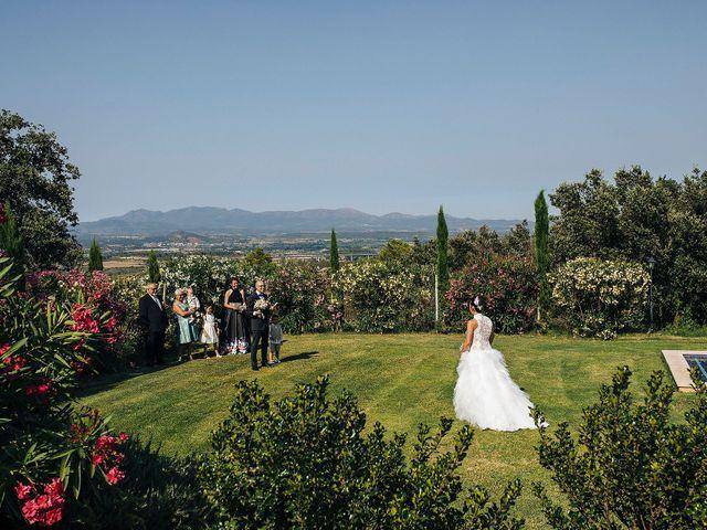 La boda de Carlos y Mónica en Llers, Girona 13