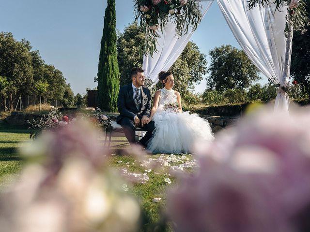 La boda de Carlos y Mónica en Llers, Girona 17