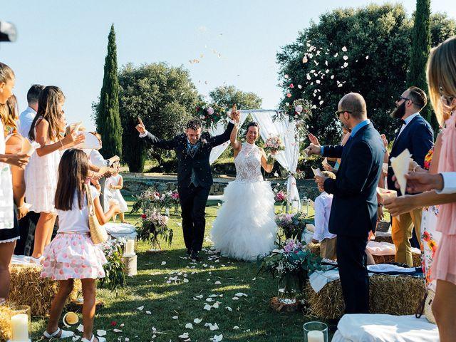 La boda de Carlos y Mónica en Llers, Girona 20