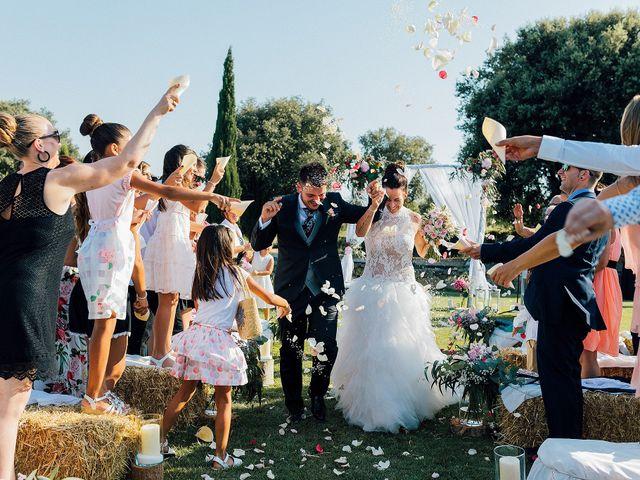 La boda de Carlos y Mónica en Llers, Girona 21