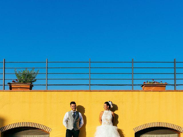 La boda de Carlos y Mónica en Llers, Girona 22
