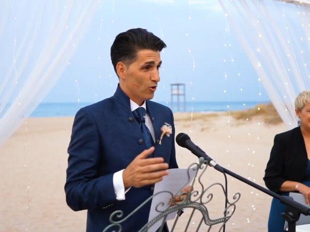La boda de José María y Cristina  en Valencia, Valencia 1