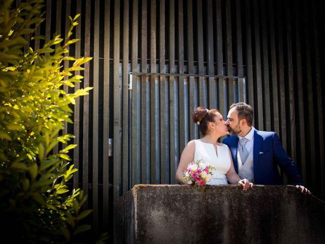 La boda de Manuel y Nicole