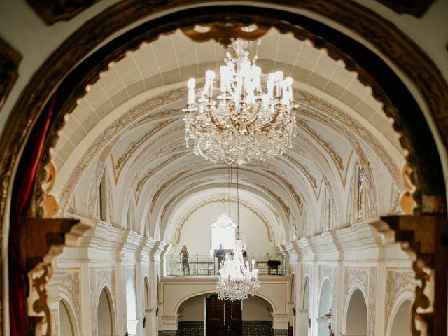 La boda de Francisco Javier y Azahara en Bienvenida, Badajoz 4