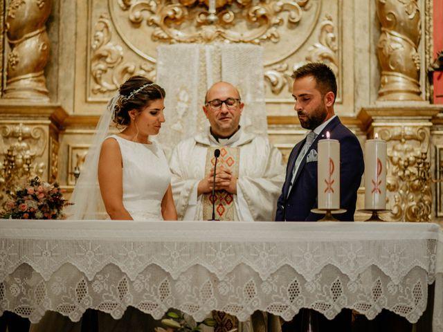 La boda de Francisco Javier y Azahara en Bienvenida, Badajoz 2