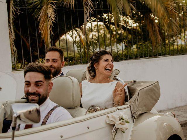 La boda de Francisco Javier y Azahara en Bienvenida, Badajoz 6
