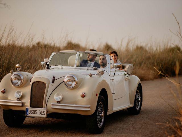 La boda de Francisco Javier y Azahara en Bienvenida, Badajoz 8