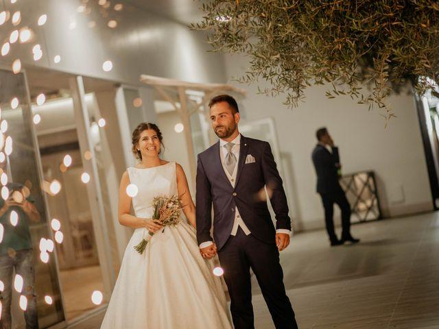 La boda de Francisco Javier y Azahara en Bienvenida, Badajoz 10