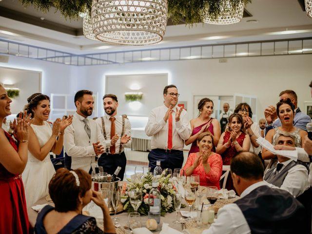 La boda de Francisco Javier y Azahara en Bienvenida, Badajoz 12