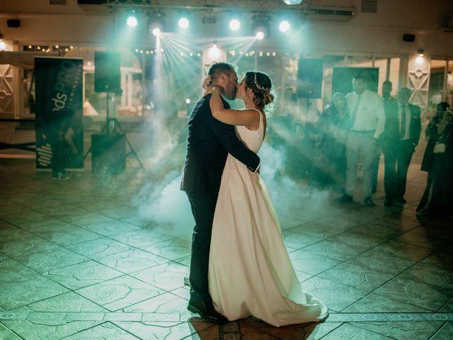 La boda de Francisco Javier y Azahara en Bienvenida, Badajoz 13
