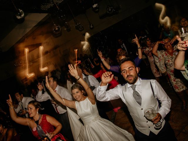 La boda de Francisco Javier y Azahara en Bienvenida, Badajoz 14