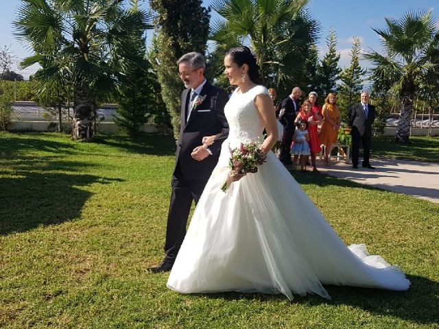 La boda de Adrián  y Cristina en Burriana, Castellón 1