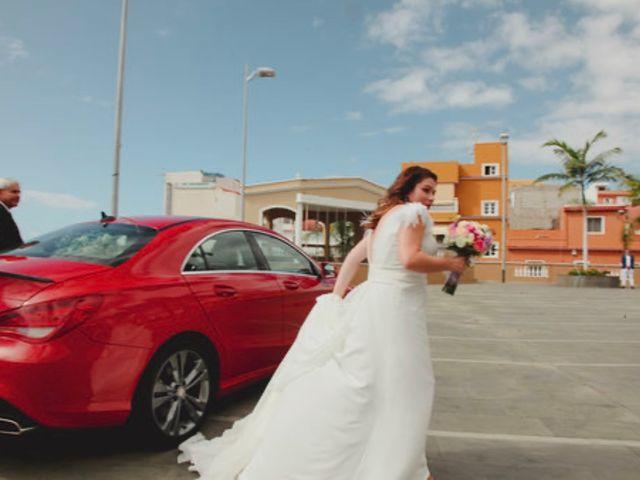 La boda de Manuel  y Noemí  en Adeje, Santa Cruz de Tenerife 5