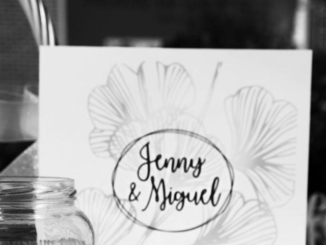 La boda de Miguel y Jenny en Galapagos, Guadalajara 11