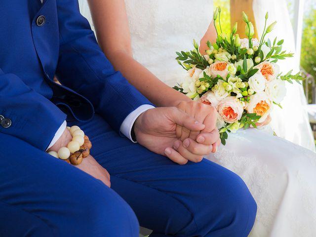 La boda de Miguel y Jenny en Galapagos, Guadalajara 13