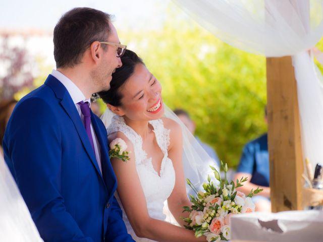 La boda de Miguel y Jenny en Galapagos, Guadalajara 15