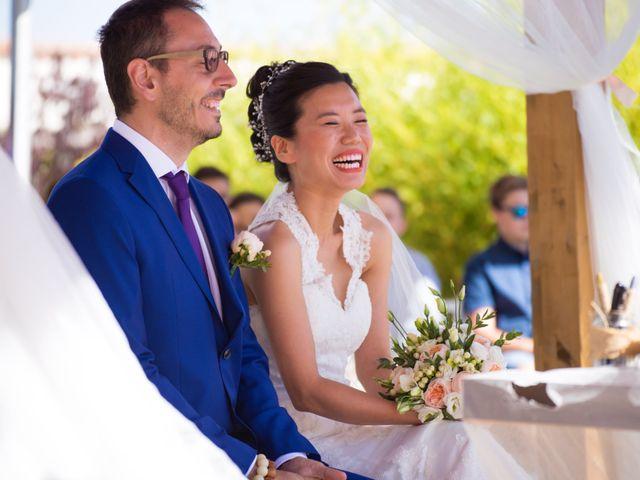 La boda de Miguel y Jenny en Galapagos, Guadalajara 16