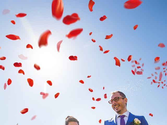 La boda de Miguel y Jenny en Galapagos, Guadalajara 17