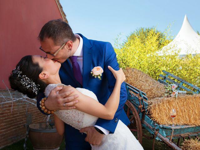 La boda de Miguel y Jenny en Galapagos, Guadalajara 21