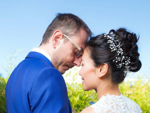 La boda de Miguel y Jenny en Galapagos, Guadalajara 22