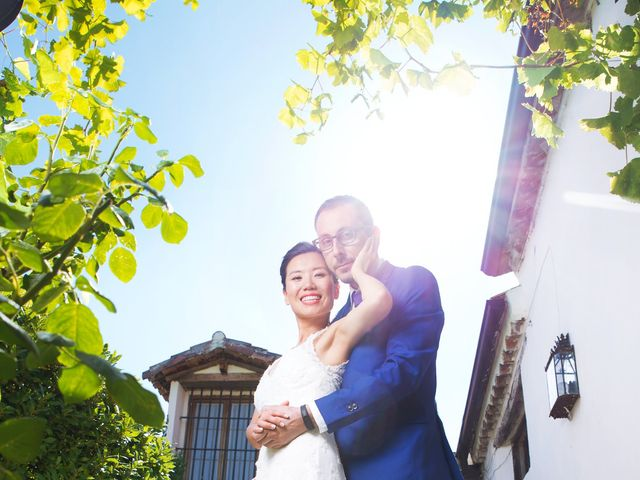 La boda de Jenny y Miguel