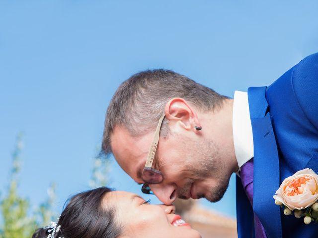 La boda de Miguel y Jenny en Galapagos, Guadalajara 24