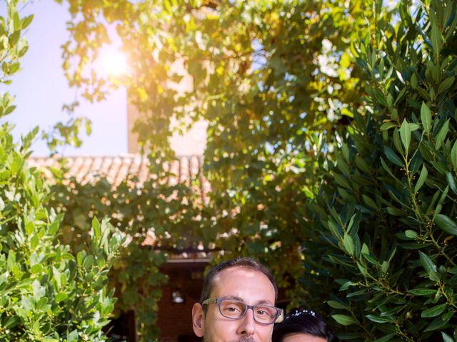 La boda de Miguel y Jenny en Galapagos, Guadalajara 25