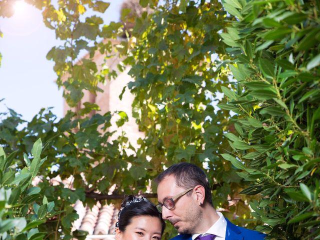 La boda de Miguel y Jenny en Galapagos, Guadalajara 26