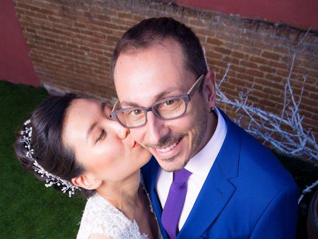 La boda de Miguel y Jenny en Galapagos, Guadalajara 28