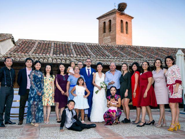 La boda de Miguel y Jenny en Galapagos, Guadalajara 30