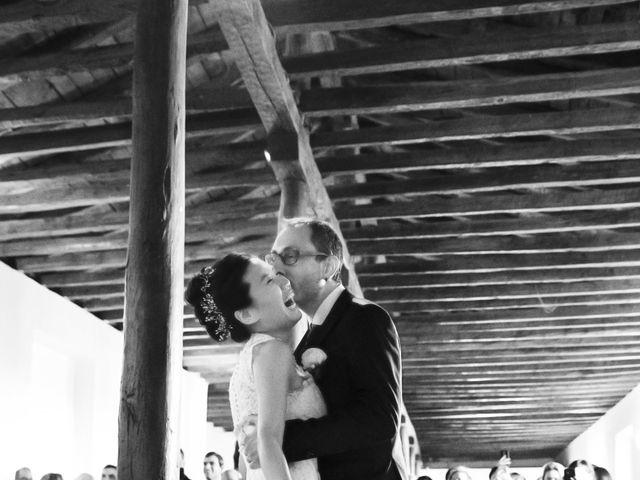 La boda de Miguel y Jenny en Galapagos, Guadalajara 35