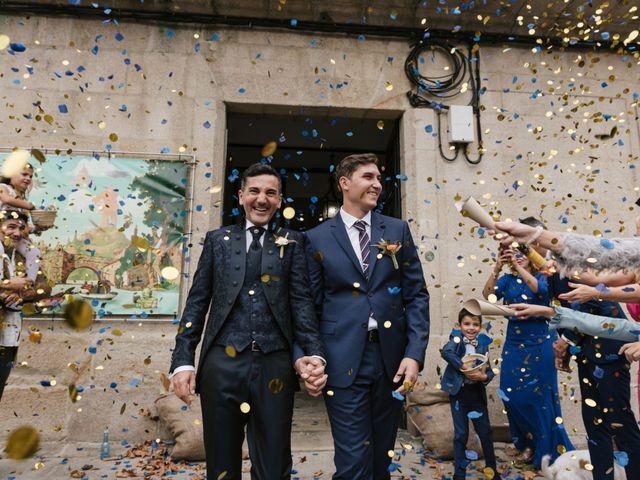 La boda de Pepi y Cami en Allariz, Orense 1